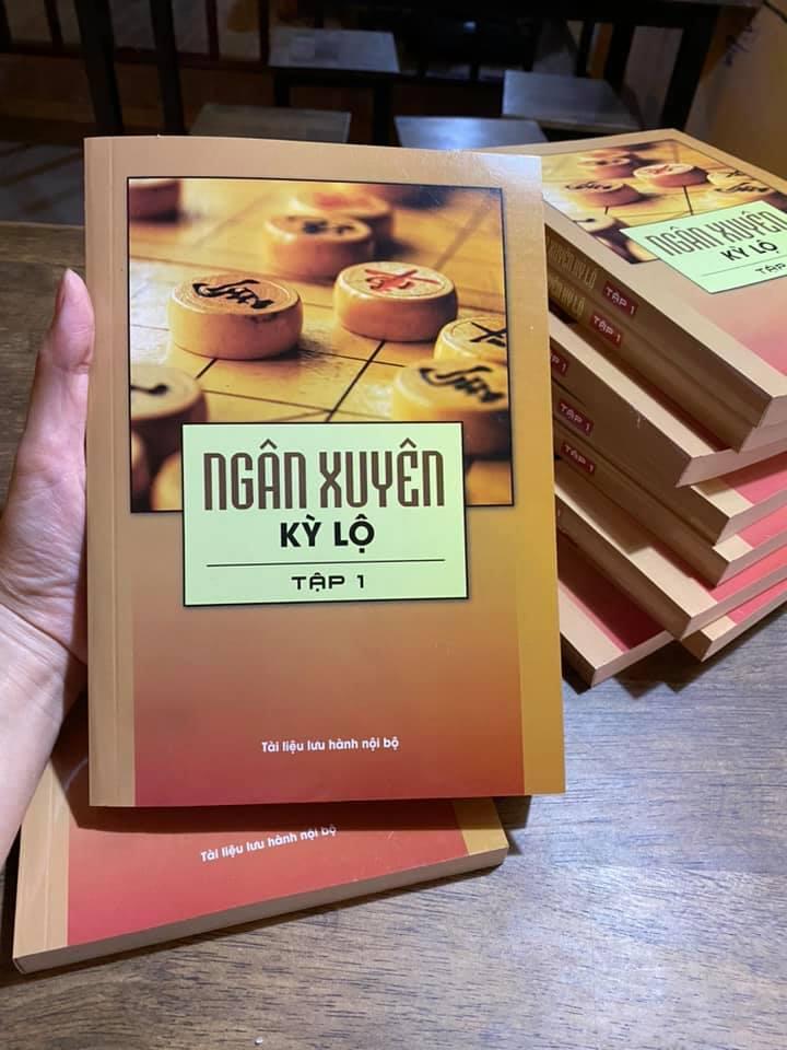 """""""Ngân Xuyên Kỳ Lộ"""" tập 1 bản dịch Tiếng Việt chính thức ra mắt ngày 24/08/2020"""